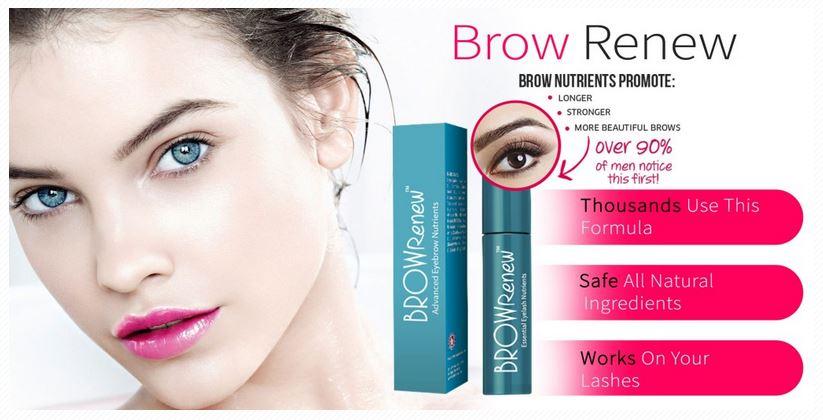 Brow Renew Eyebrows