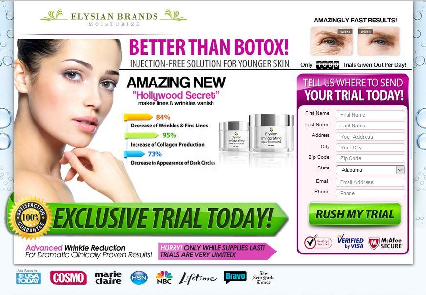 Elysian Anti-Aging Cream