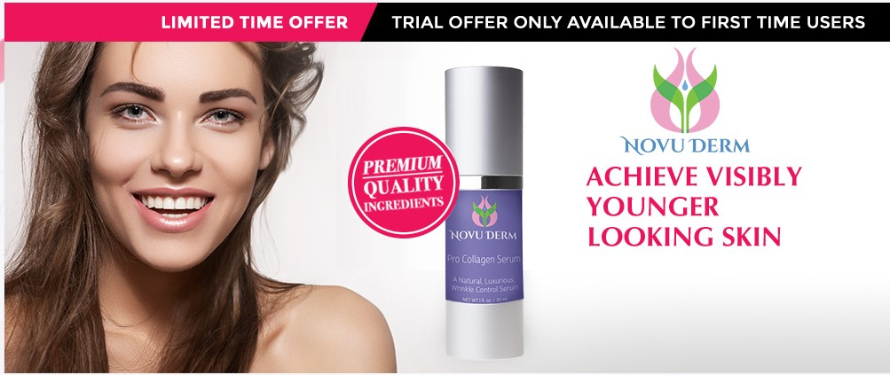 NovuDerm Serum Offer