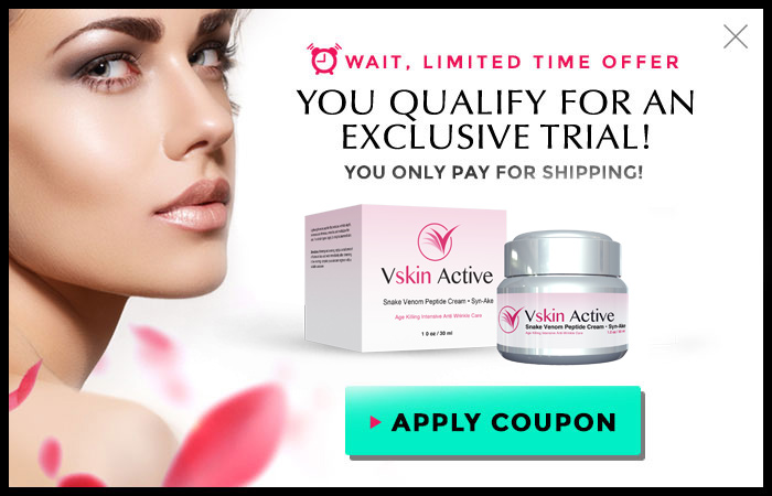 Vskin Active Anti Aging Coupon