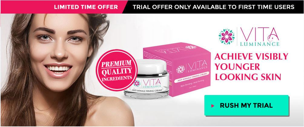 Vita Luminance Offer