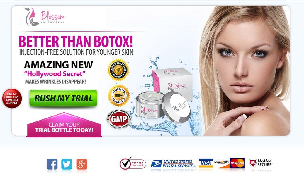 Blossom Youth Cream Offer