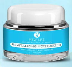 New Life Revitalizing Moisturizer