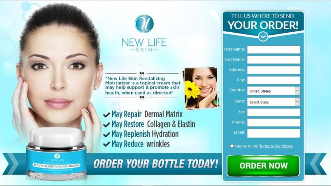 New Life Revitalizing Offer